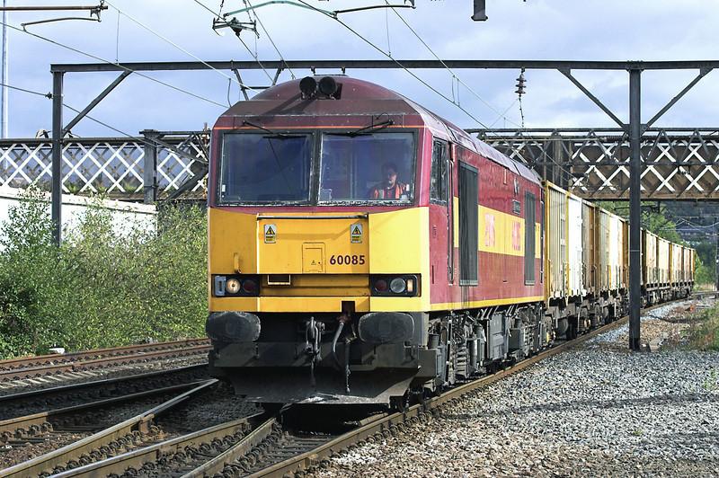 60085 Guide Bridge 29/9/2005<br /> 6M05 0930 Roxby Gullett-Northenden