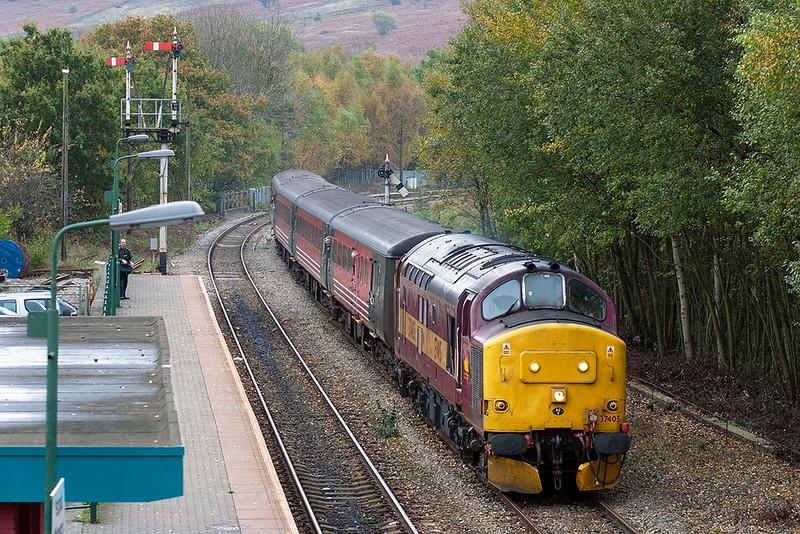 37405 Ystrad Mynach 29/10/2005<br /> 2F34 1415 Rhymney-Cardiff Central
