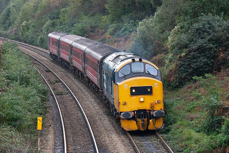 37425 Lisvane and Thornhill 29/10/2005<br /> 2R18 1059 Cardiff Central-Rhymney