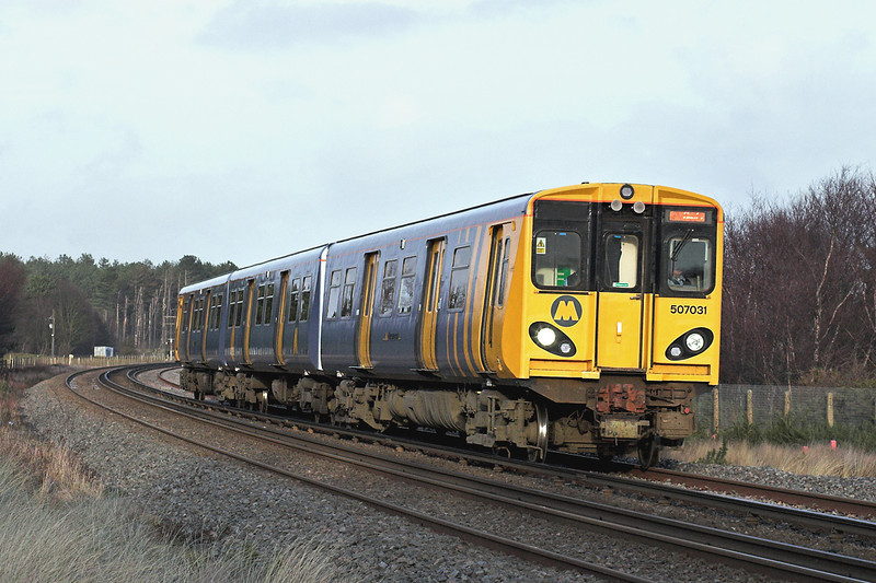 507031 Freshfield 31/12/2005<br /> 2U34 1413 Southport-Hunts Cross