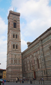 Giotto's Tower and Duomo