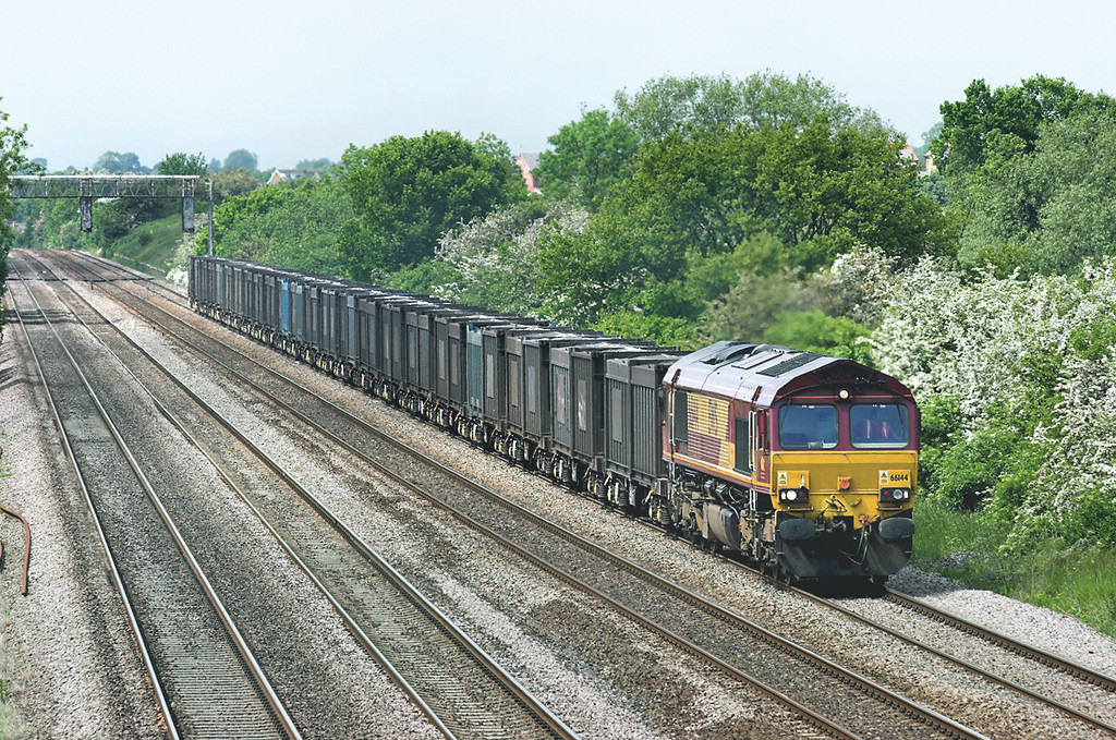 66144 Cossington 2/6/2006<br /> 6E76 1311 Hotchley Hill-Milford Sidings
