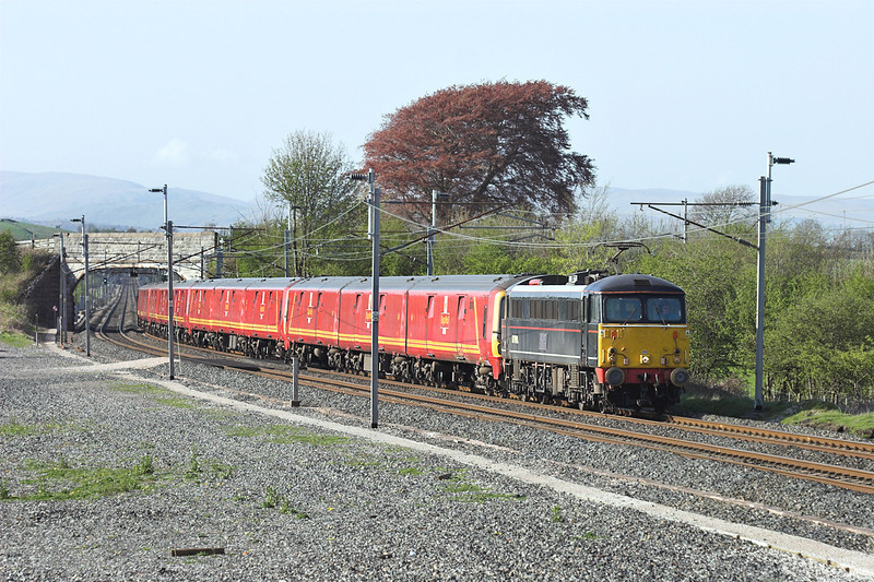 87019, 325004, 325010, 325014 and 325002, Elmsfield 3/5/2006<br /> 1M44 1547 Shieldmuir-Warrington RMT