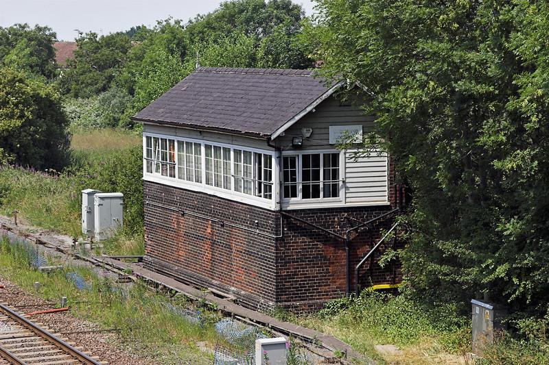 Gilberdyke Junction 4/7/2006