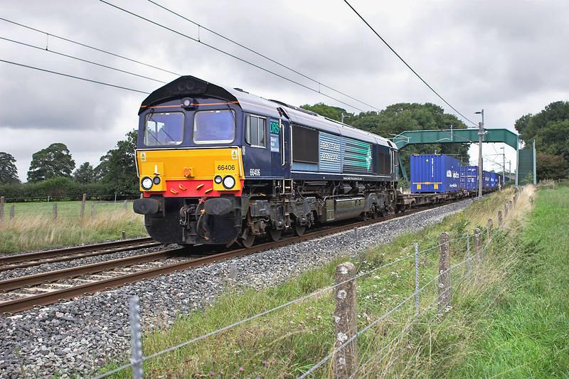 66406 Brock 4/9/2006<br /> 4M44 0821 Mossend-Daventry