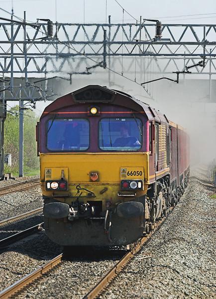 66050 Acton Bridge 5/5/2006<br /> 6E57 1404 Oakleigh-Drax PS