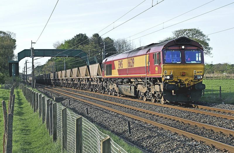 66219 Brock 5/5/2006<br /> 6M08 0755 Chalmerston-Ratcliffe PS