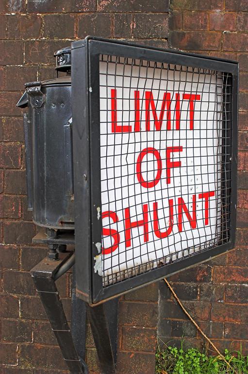 Limit of Shunt, Greenbank 5/9/2006