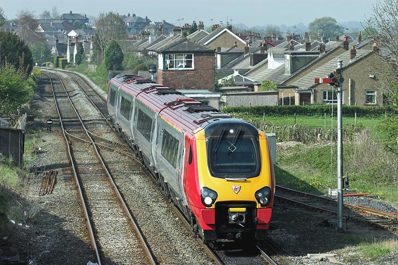 220014 Horrocksford Junction 6/5/2006<br /> 1C36 0703 Birmingham New Street-Carlisle