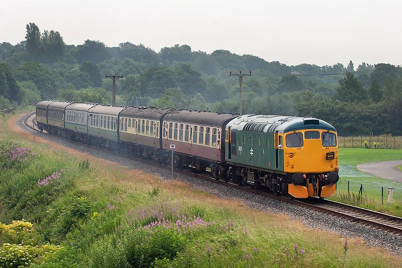 26024 Burrs 6/7/2006<br /> 1J67 1120 Heywood-Rawtenstall
