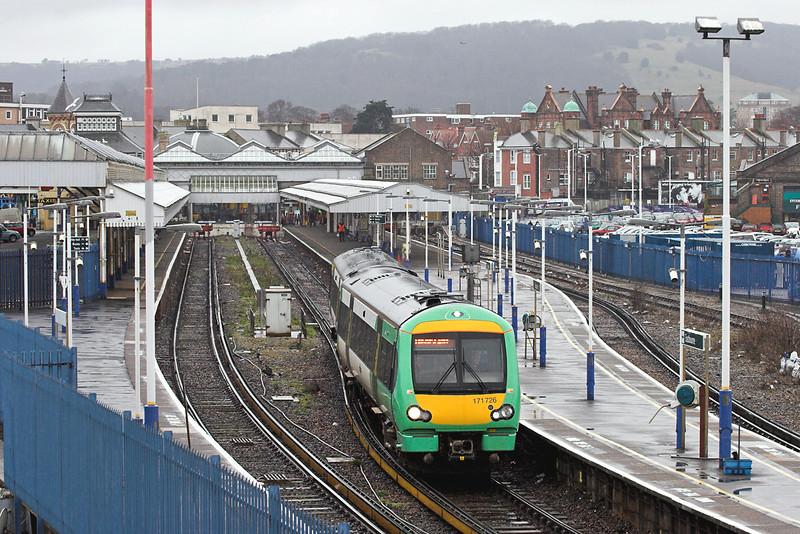 171726 Eastbourne 7/3/2006<br /> 1G29 1134 Brighton-Ashford