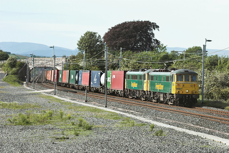 86621 and 86604, Elmsfield 7/6/2006<br /> 4M74 1410 Coatbridge-Basford Hall
