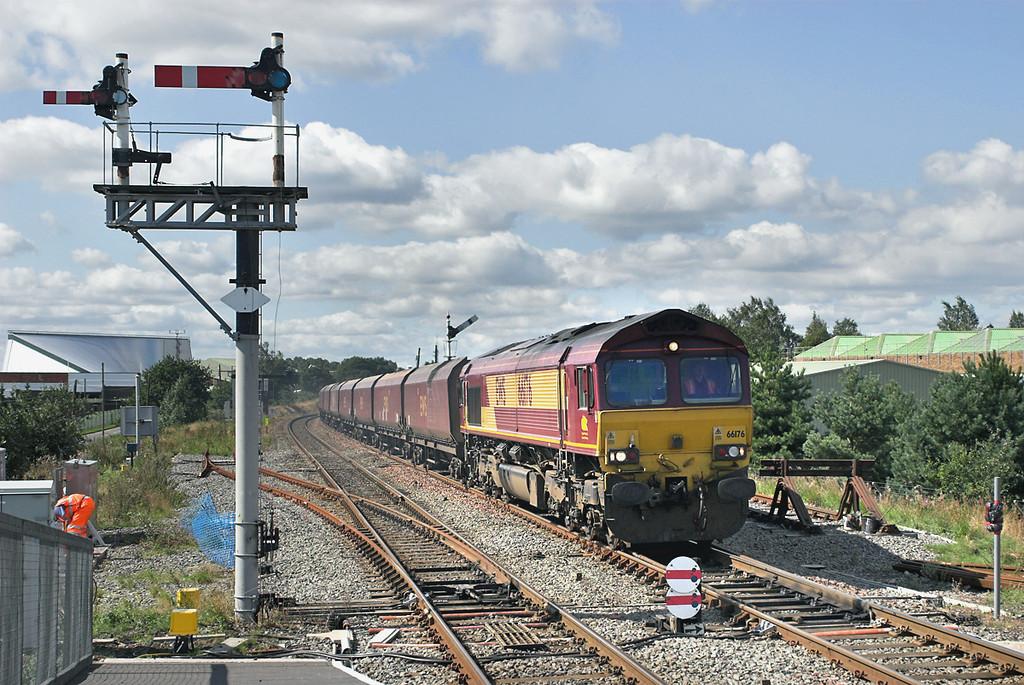 66176 Cosford 7/9/2006<br /> 4V81 0900 Ironbridge PS-Portbury