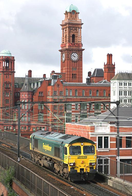 66517 Manchester 7/10/2006<br /> 0K53 1142 Trafford Park FLT-Basford Hall
