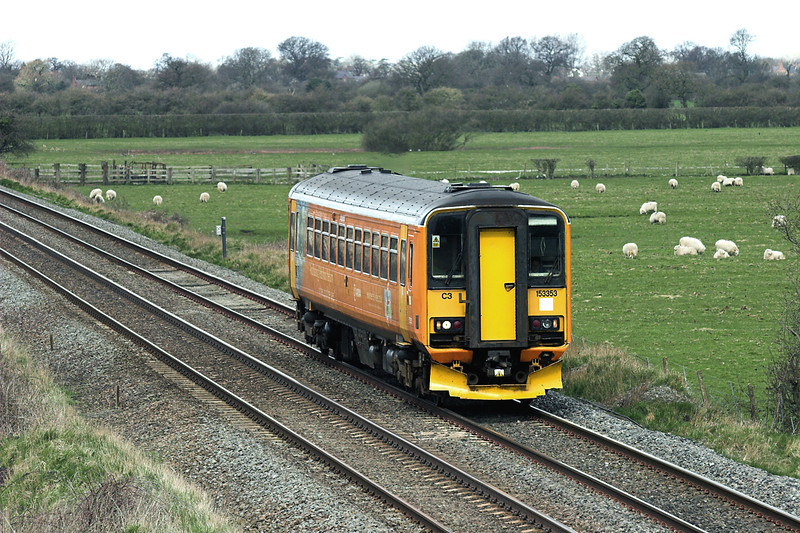 153353 Hargrave 8/4/2006<br /> 1K12 1100 Chester-Crewe