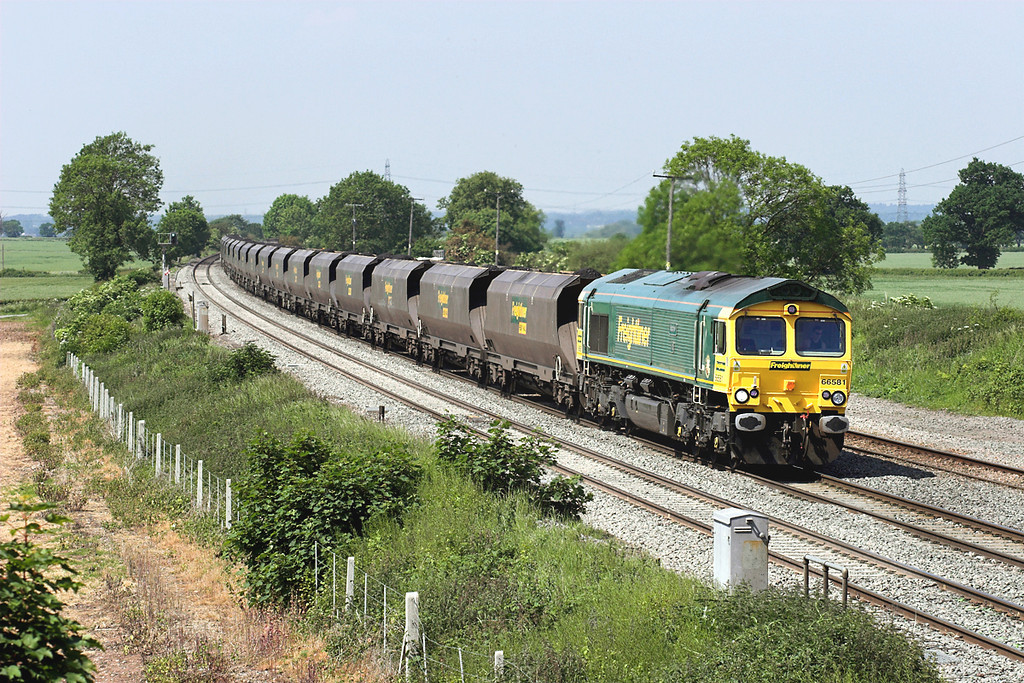 66581 Elford 8/6/2006<br /> 6M49 0815 Hull King George Dock-Rugeley PS