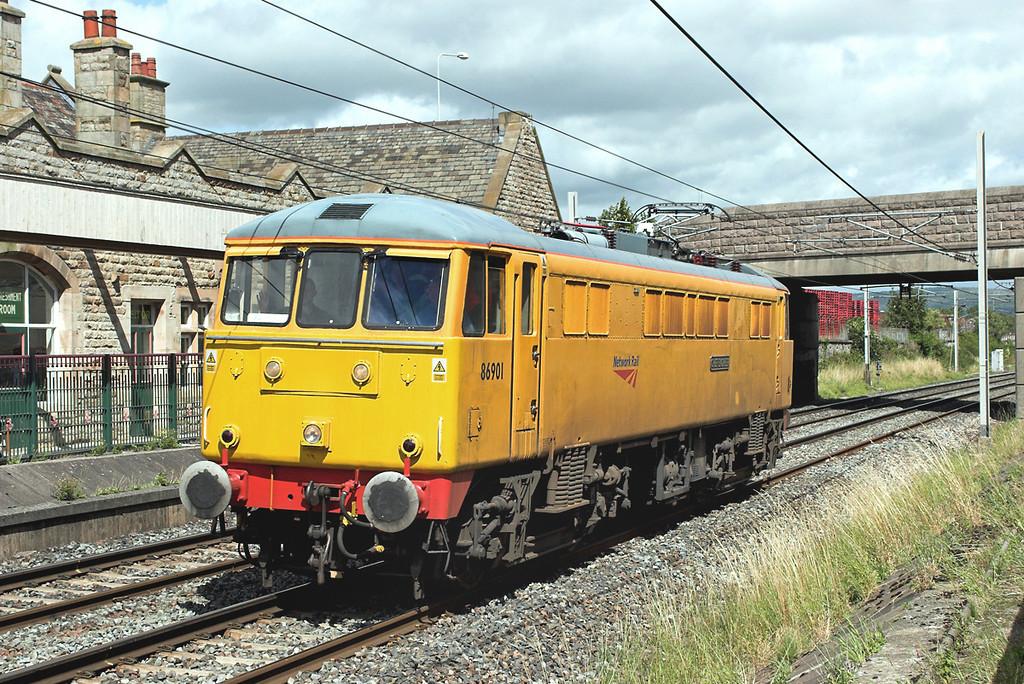 86901 Carnforth 9/8/2006<br /> 0Z88 1327 Carlisle-Carlisle (via Carnforth)