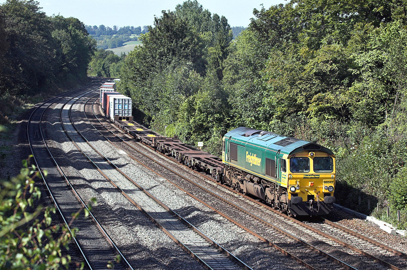 66542 Tilehurst 8/9/2006<br /> 4O27 2205 Ditton FLT-Southampton MT