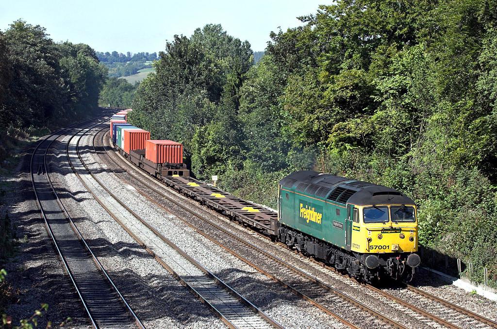 57001 Tilehurst 8/9/2006<br /> 4O51 1002 Wentloog-Southampton MT