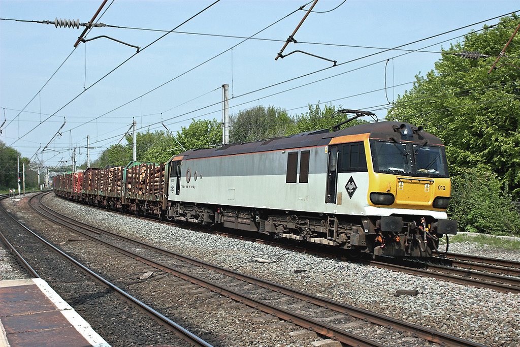 92012 Lancaster 12/5/2006<br /> 4M63 0905 Mossend-Warrington Arpley
