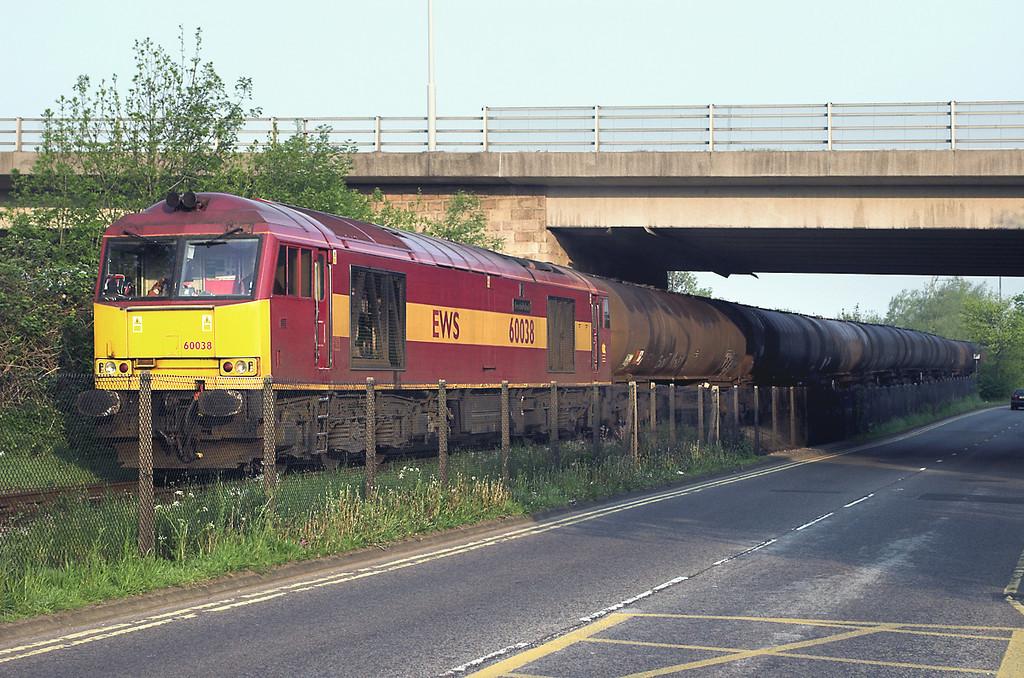 60038 Preston Docks 12/5/2006<br /> 6E32 0711 Preston Docks-Lindsey OR