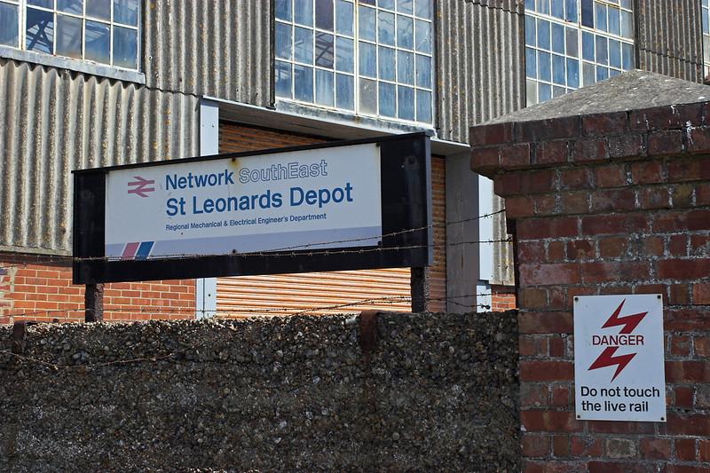 St Leonards Depot 12/6/2006