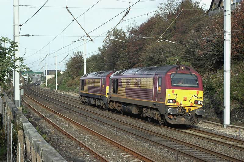 67012 and 67028, Hest Bank 12/10/2006<br /> 0L30 1355 Carlisle Yard-Warrington Arpley