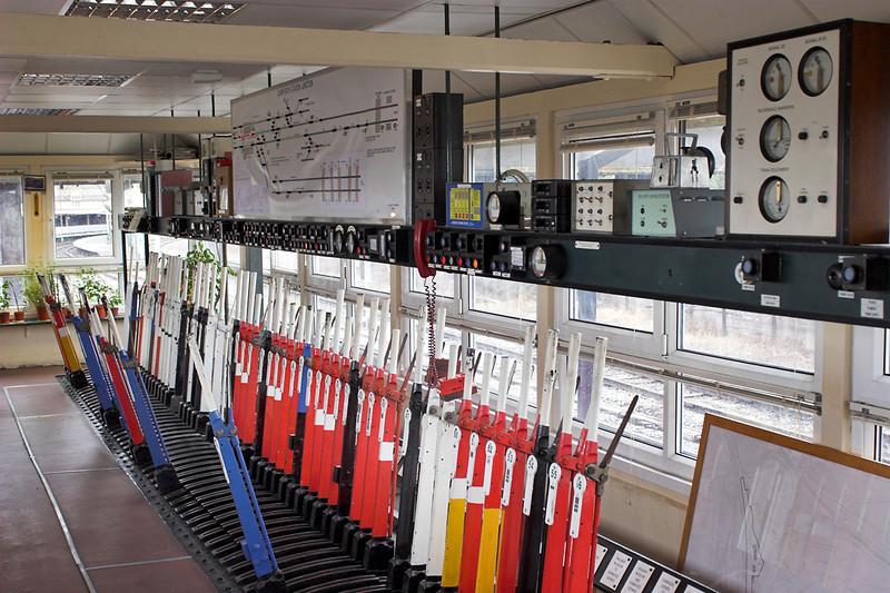 Carnforth Station Junction