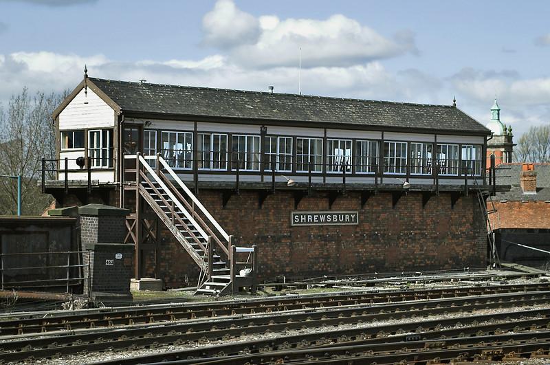 Shrewsbury Crewe Junction 14/4/2006