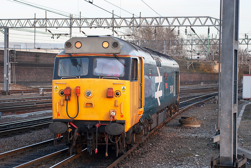 50049 Crewe 14/4/2006