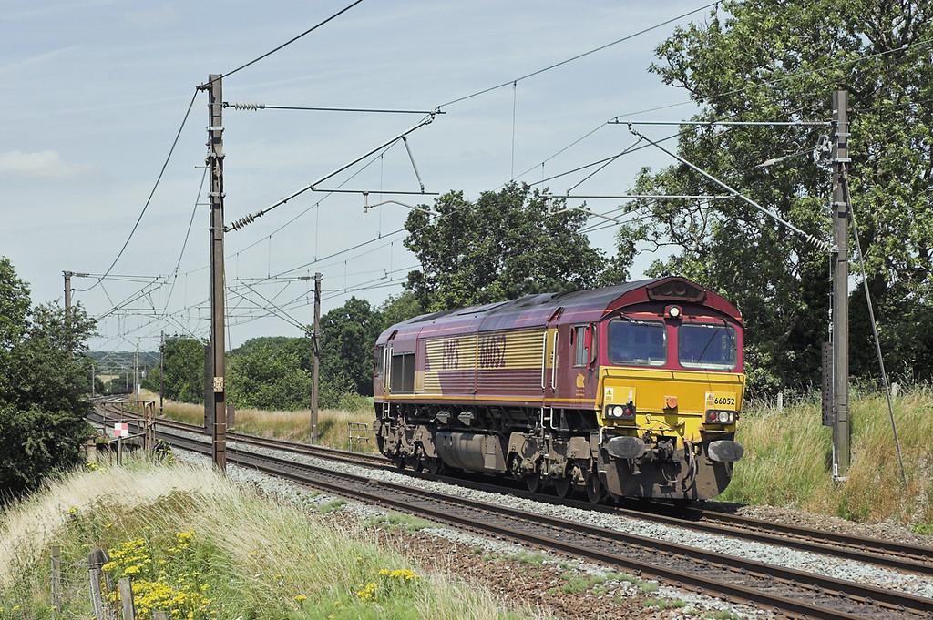 66052 Acton Bridge 14/7/2006<br /> 0L31 1230 Warrington Arpley-Basford Hall