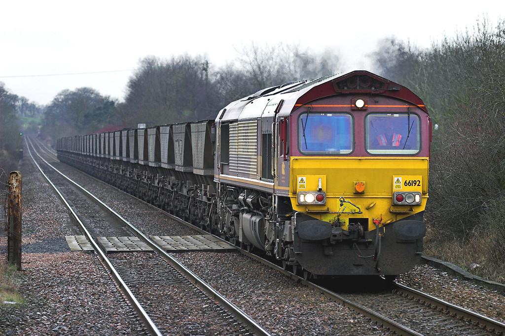 66192 Greenfaulds 15/2/2006<br /> 7G17 1125 Hunterston-Longannet PS