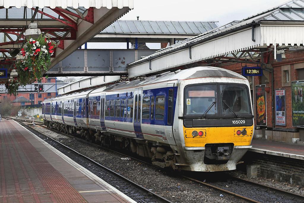 165029 Aylesbury 16/1/2006