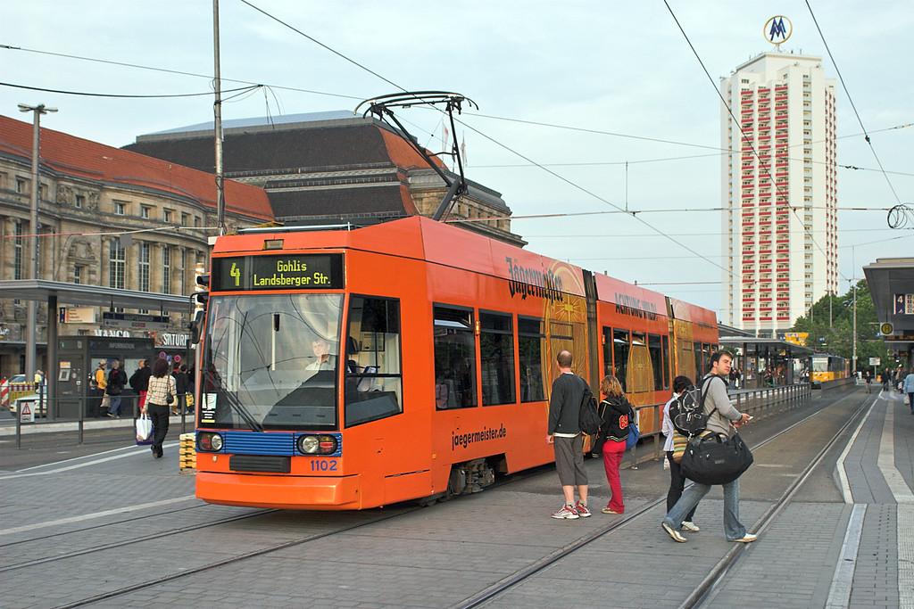 1102 Leipzig Hbf 16/5/2006