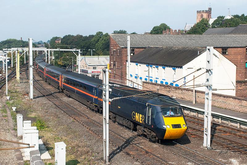 43107 Carlisle 16/9/2006<br /> 1F64 0755 Aberdeen-Newcastle
