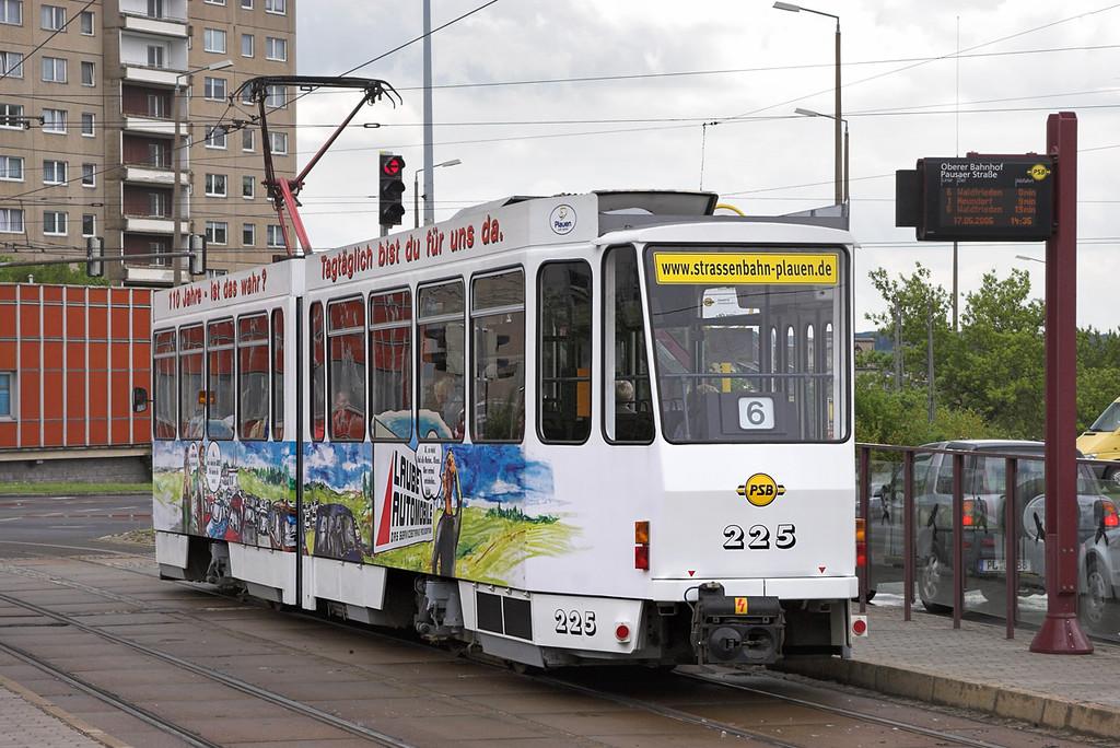 225 Pausaer Straße 17/5/2006