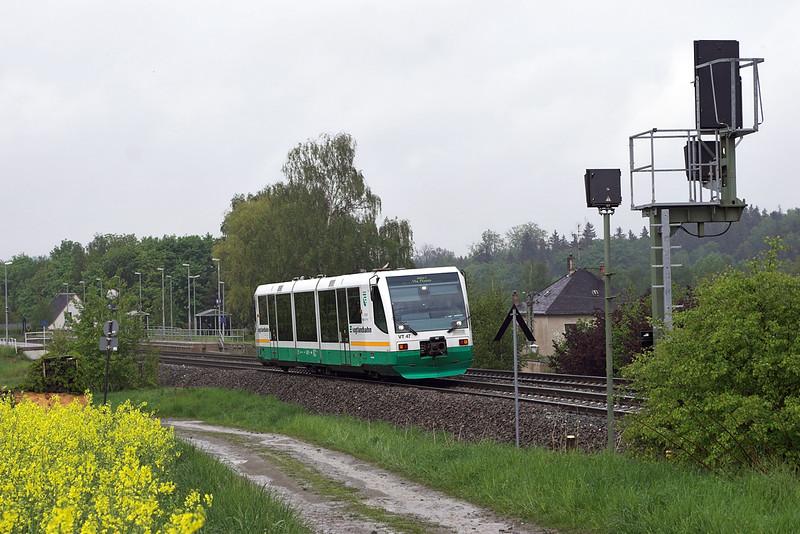 VT47 Limbach 17/5/2006<br /> VBG83185 1606 Zwickau Zentrum-Adorf