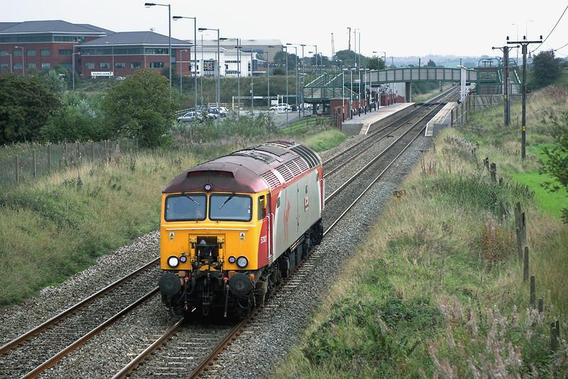 57307 Horwich Parkway 17/9/2006<br /> 0P54 1216 Longsight TMD-Preston