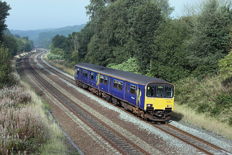 150133 Heaton 17/9/2006<br /> 2H94 0928 Blackpool North-Buxton