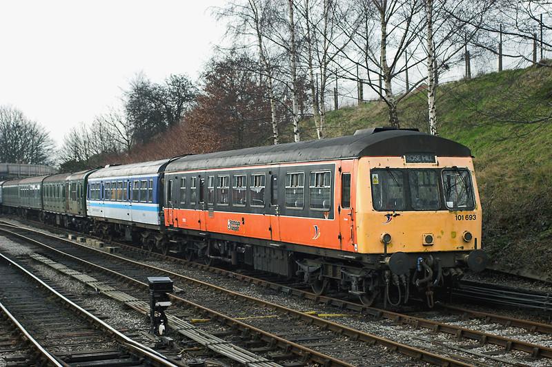51192 and 54352, Bury 18/3/2006