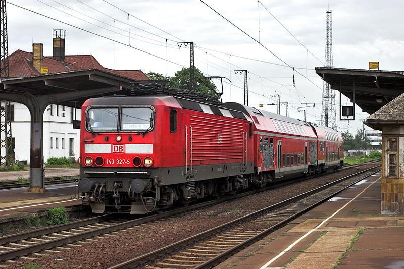 143327 Großkorbetha 18/5/2006<br /> RB27712 1025 Weißenfels-Eilenburg Ost