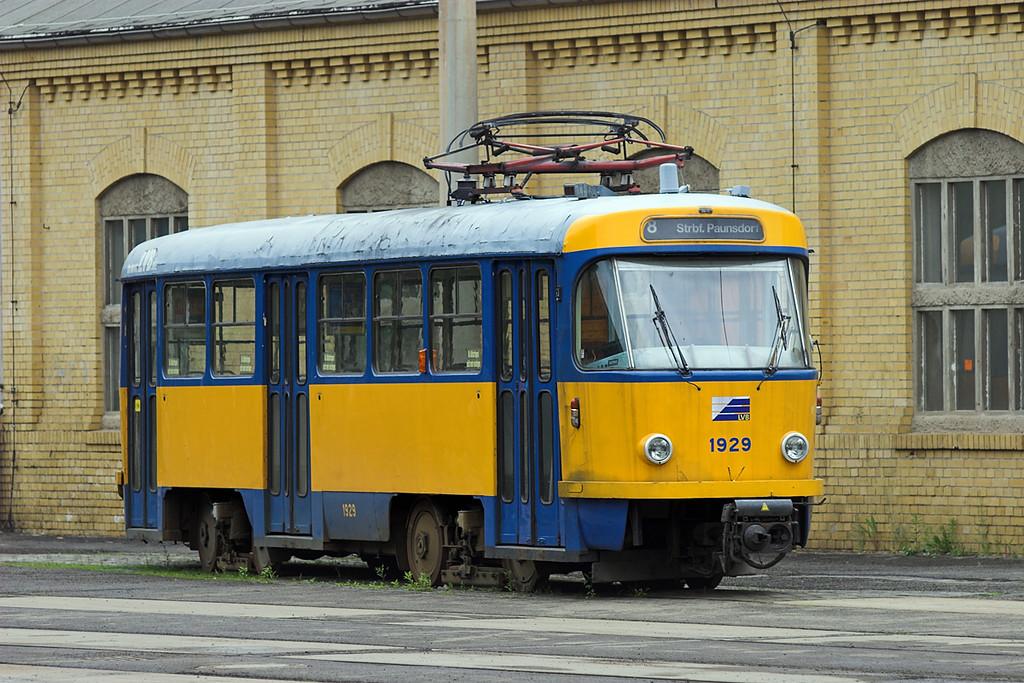 1929 Leutzsch Depot 18/5/2006