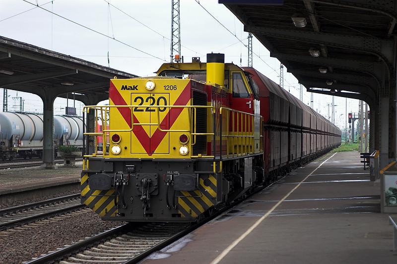 220 Großkorbetha 18/5/2006
