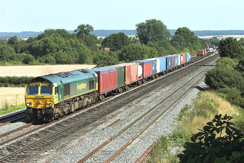 66568 Cholsey 18/7/2006<br /> 4S59 1500 Southampton MT-Coatbridge