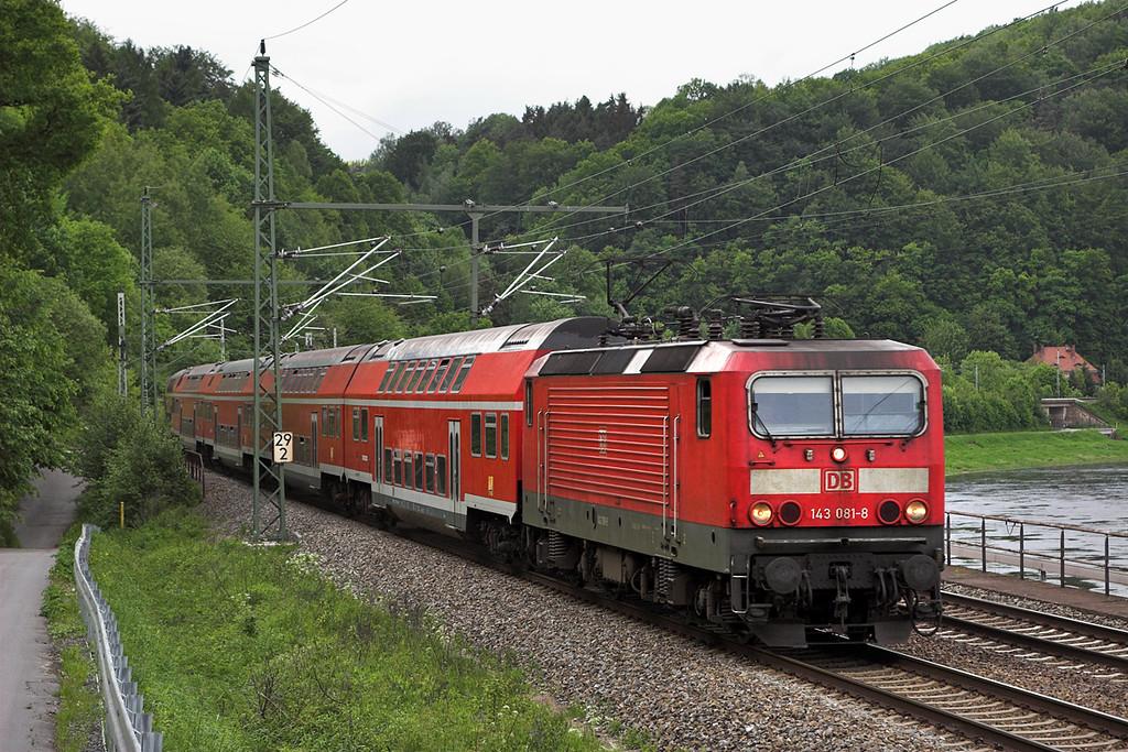143081 Königstein 19/5/2006<br /> S1 1510 Meißen Triebischtal-Schöna