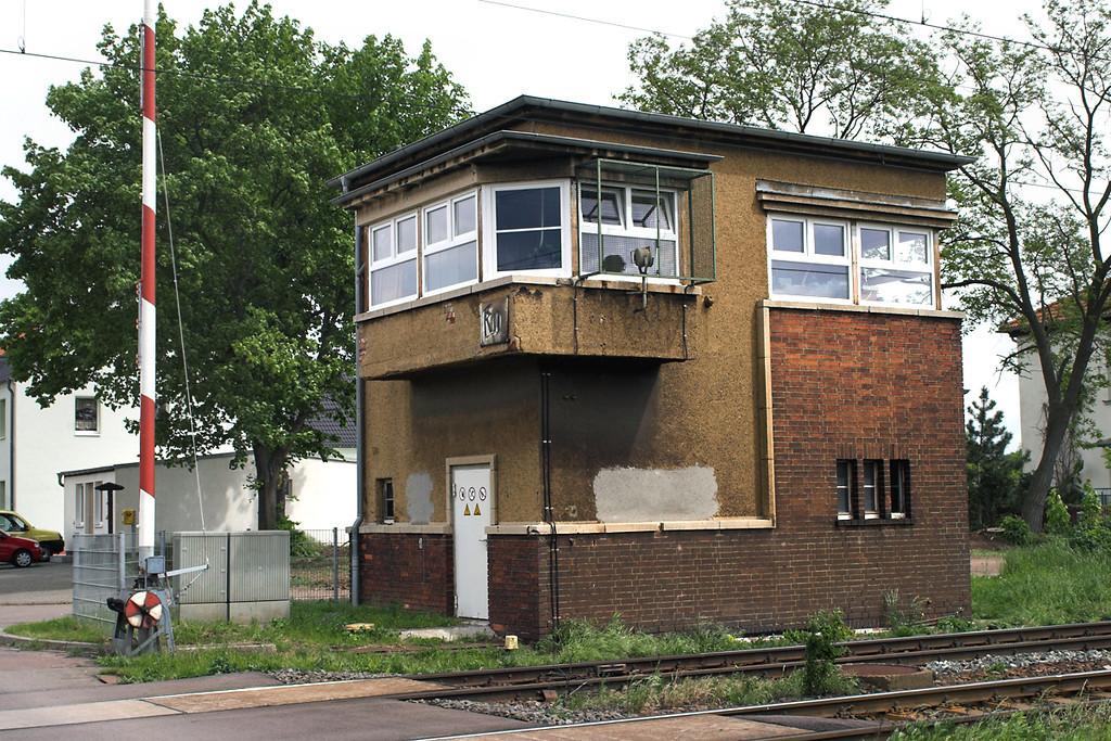 Kötzschau Signal Box, Germany 19/5/2006