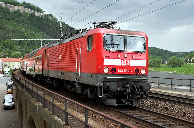 143562 Königstein 19/5/2006<br /> S1 1340 Meißen Triebischtal-Schöna