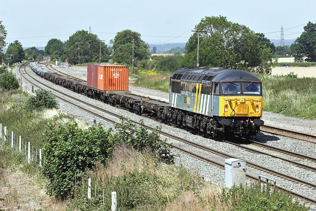 56301 Elford 19/7/2006<br /> 4O90 1101 Doncaster-Grain