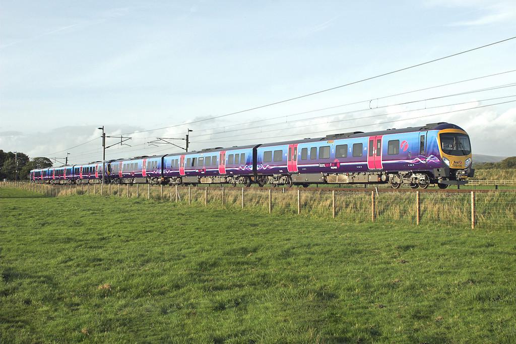 185136 and 185137, Brock 19/9/2006<br /> 1T74 1744 Carnforth-Preston