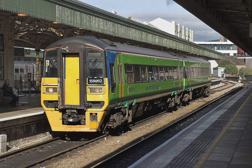 158862 Cardiff Central 21/8/2006<br /> 1V34 1402 Nottingham-Cardiff Central